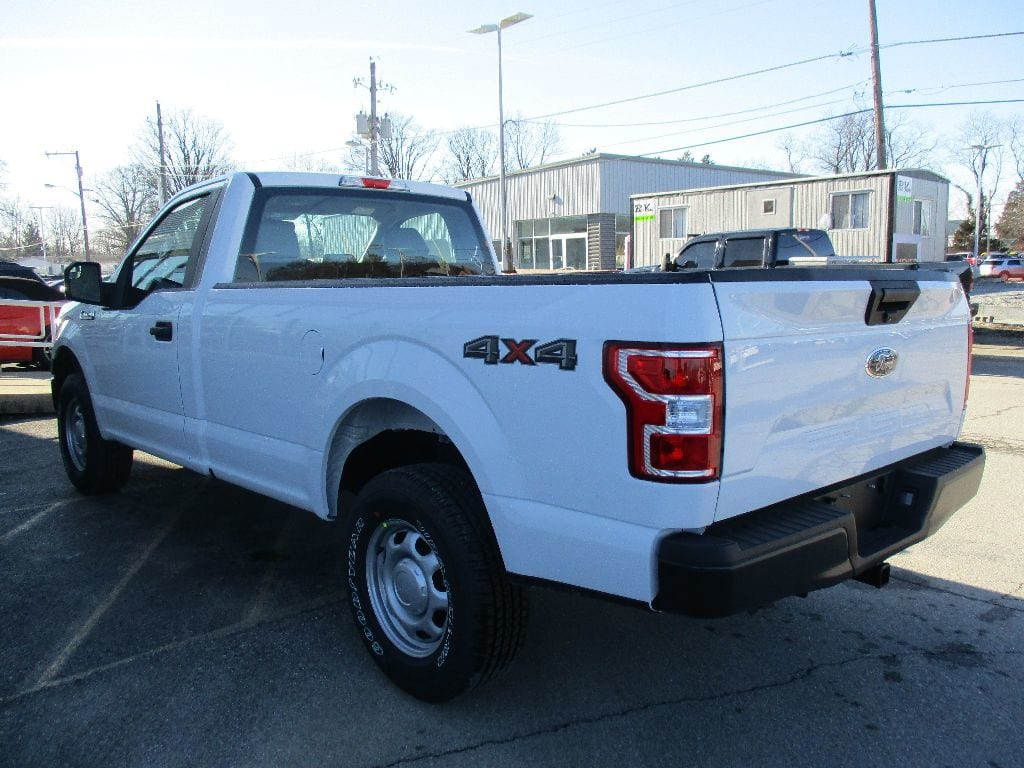 2018 F-150 Regular Cab 4x4,  Pickup #T80981 - photo 8