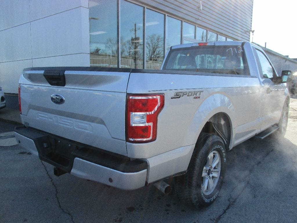 2018 F-150 Regular Cab 4x4,  Pickup #T80985 - photo 2
