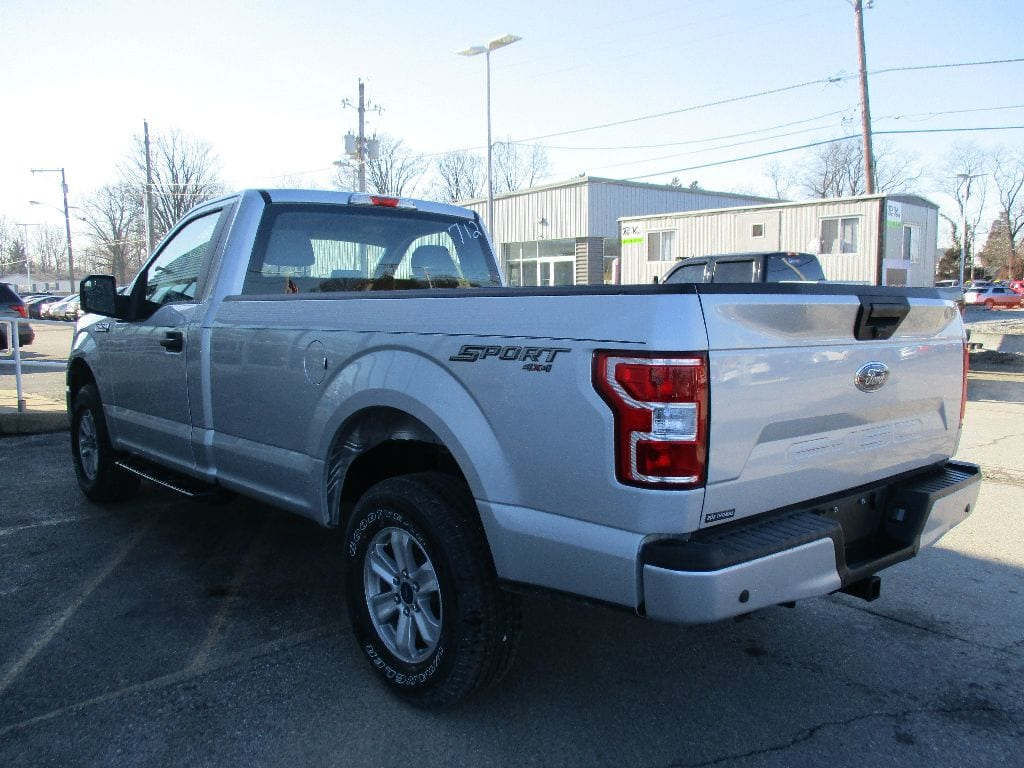 2018 F-150 Regular Cab 4x4,  Pickup #T80985 - photo 8