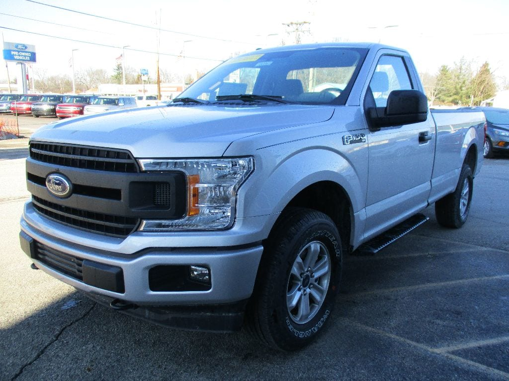 2018 F-150 Regular Cab 4x4,  Pickup #T80985 - photo 9