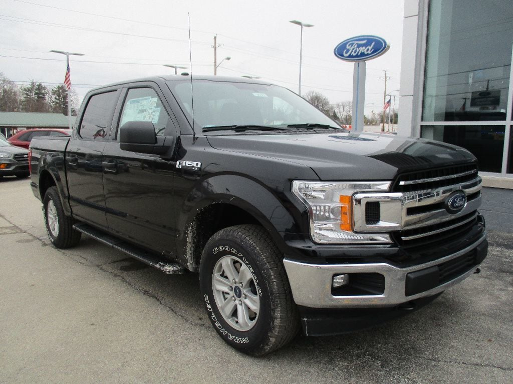 2018 F-150 SuperCrew Cab 4x4,  Pickup #T80987 - photo 3