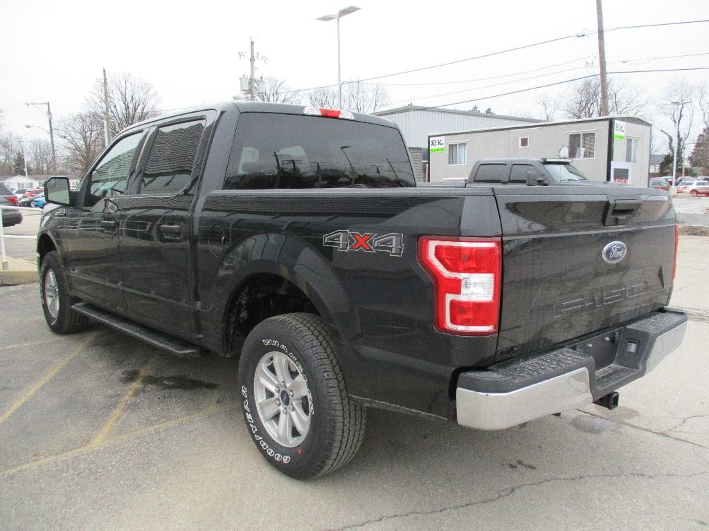 2018 F-150 SuperCrew Cab 4x4,  Pickup #T80987 - photo 8