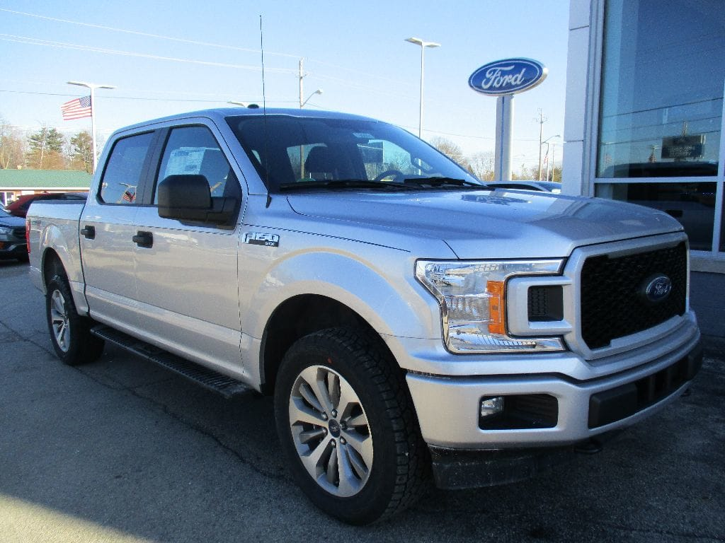 2018 F-150 SuperCrew Cab 4x4,  Pickup #T80991 - photo 3