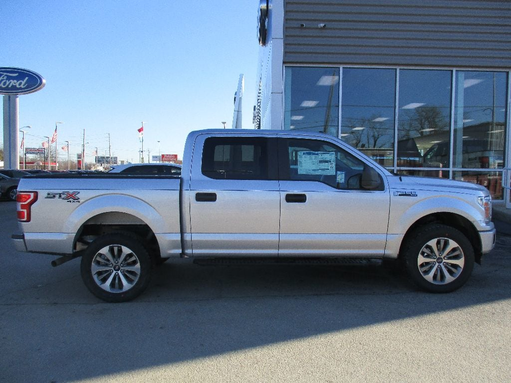 2018 F-150 SuperCrew Cab 4x4,  Pickup #T80991 - photo 4