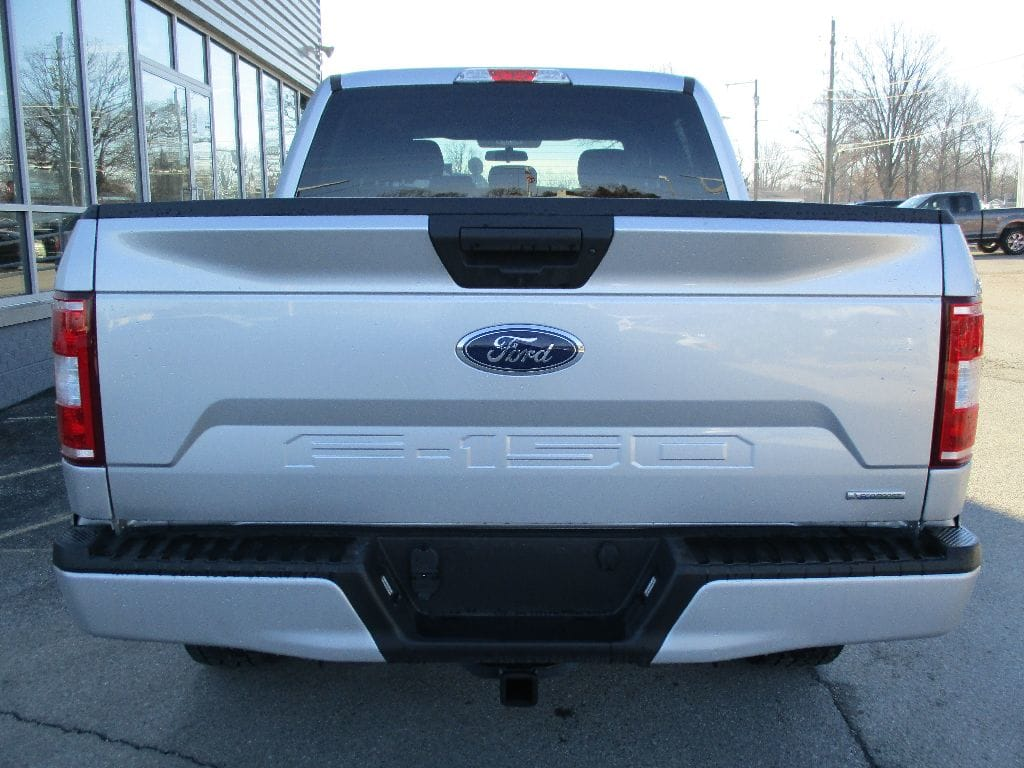 2018 F-150 SuperCrew Cab 4x4,  Pickup #T80991 - photo 5