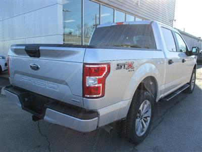 2018 F-150 SuperCrew Cab 4x4,  Pickup #T80991 - photo 2