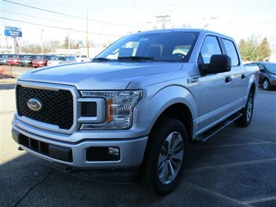 2018 F-150 SuperCrew Cab 4x4,  Pickup #T80991 - photo 9