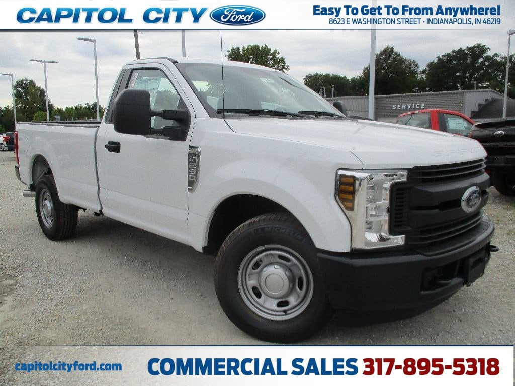 2019 F-250 Regular Cab 4x2,  Pickup #T90007 - photo 1