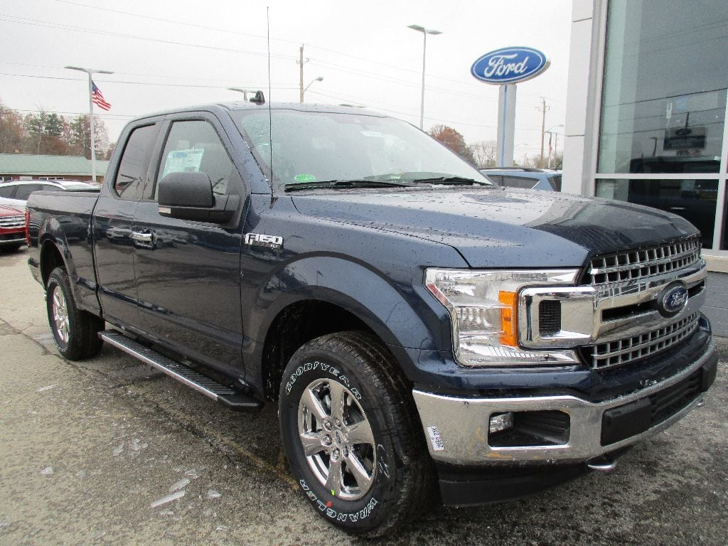 2019 F-150 Super Cab 4x4,  Pickup #T90082 - photo 5