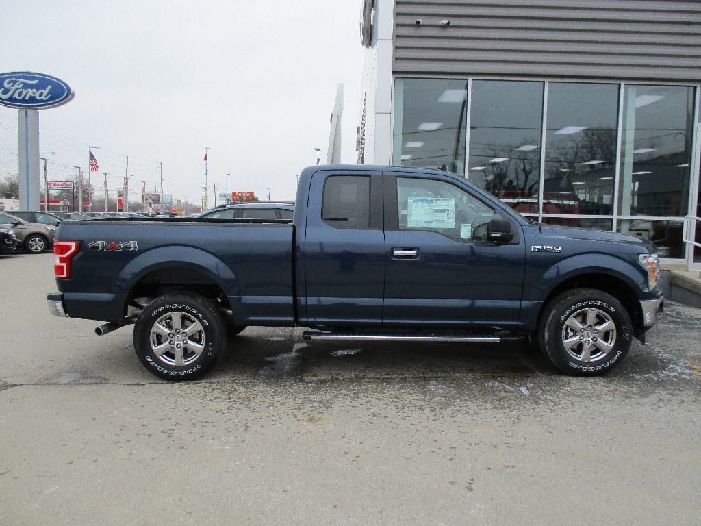 2019 F-150 Super Cab 4x4,  Pickup #T90082 - photo 3