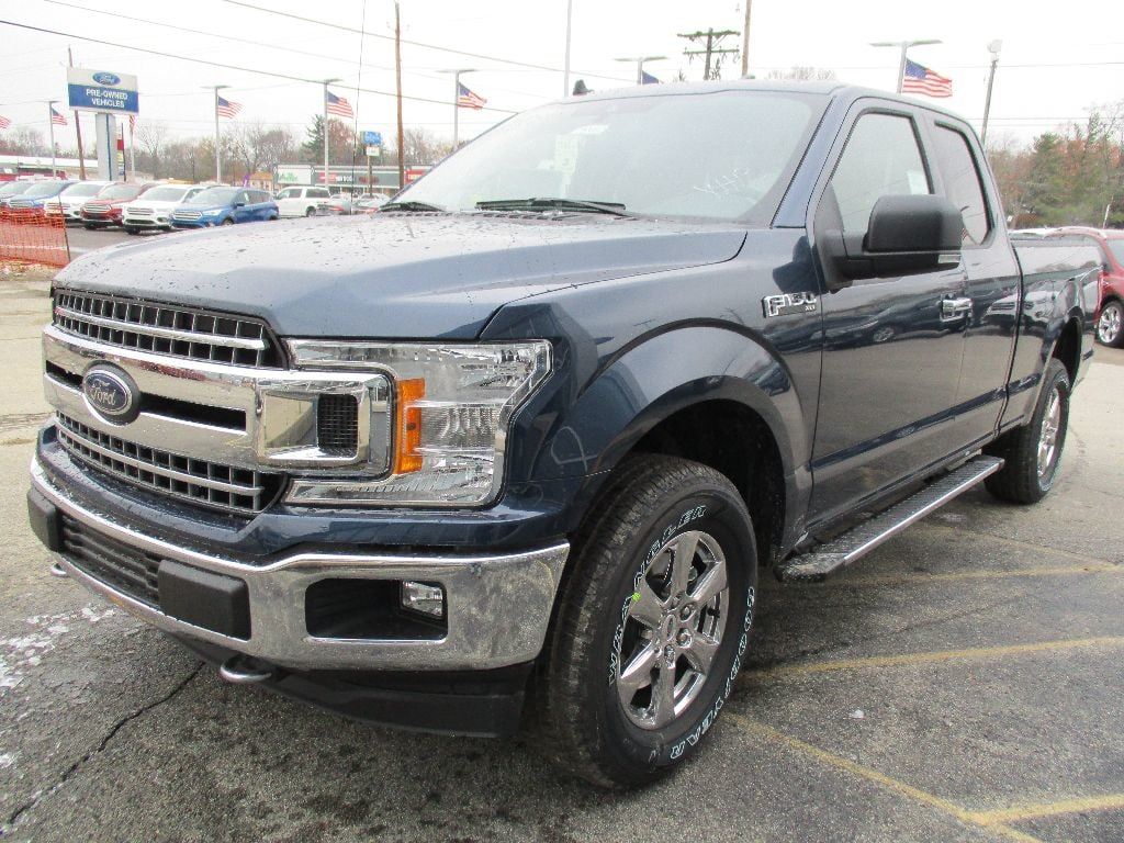 2019 F-150 Super Cab 4x4,  Pickup #T90082 - photo 9