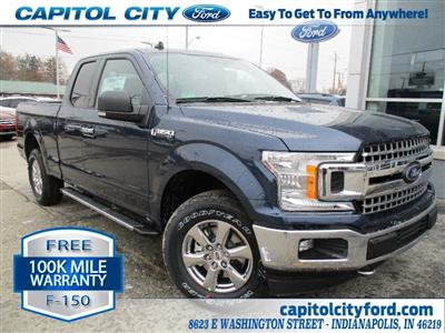 2019 F-150 Super Cab 4x4,  Pickup #T90082 - photo 1