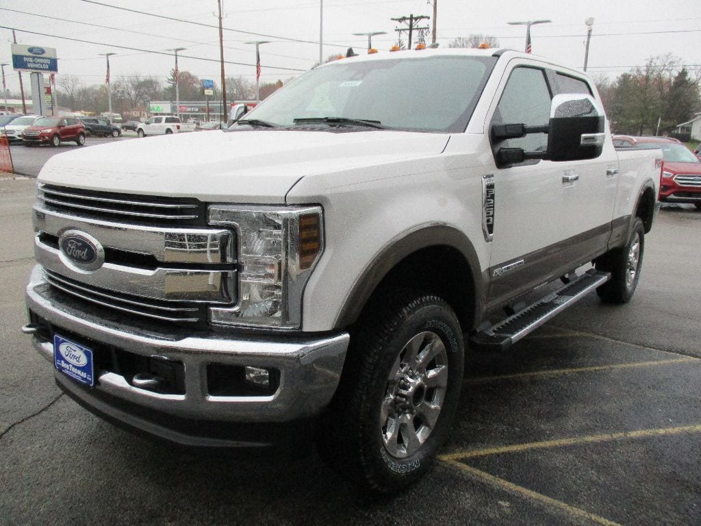 2019 F-250 Crew Cab 4x4,  Pickup #T90087 - photo 8