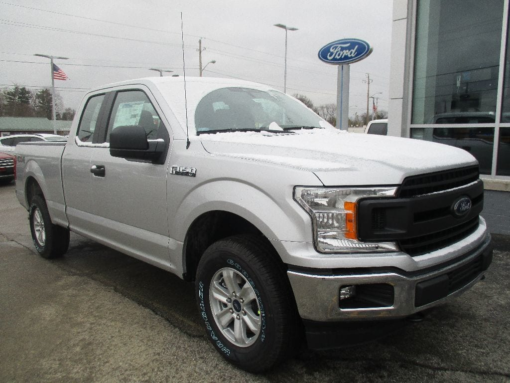 2019 F-150 Super Cab 4x4,  Pickup #T90112 - photo 3