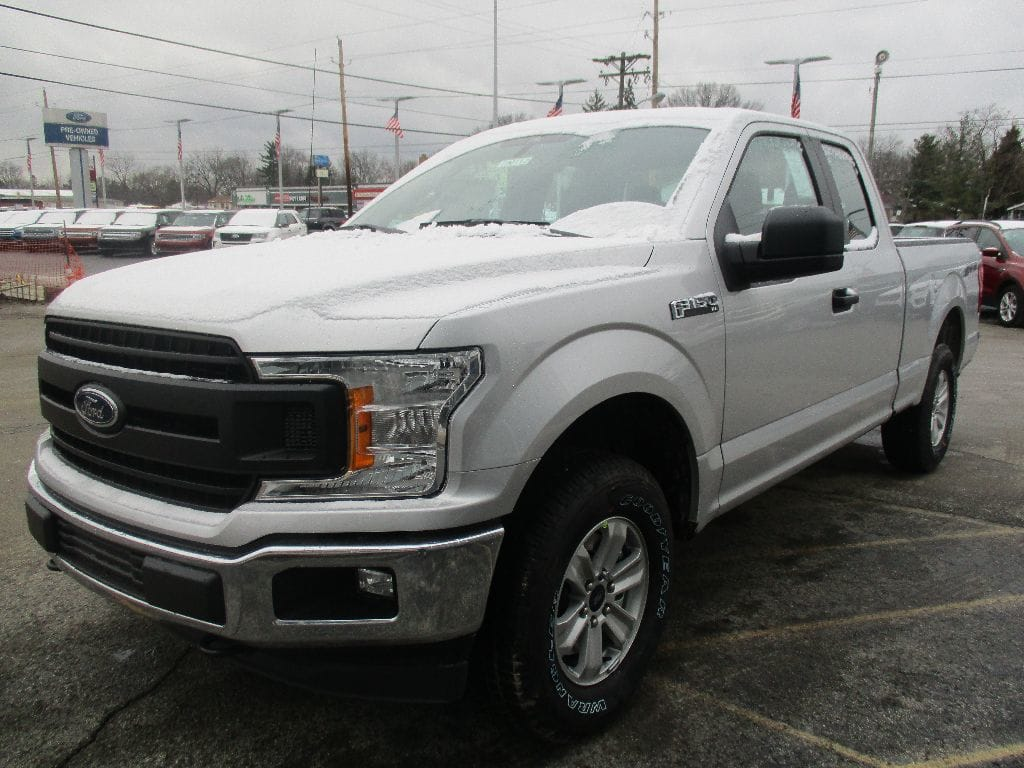 2019 F-150 Super Cab 4x4,  Pickup #T90112 - photo 9