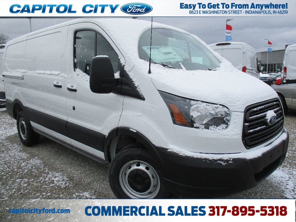 2019 Transit 250 Low Roof 4x2,  Empty Cargo Van #T90120 - photo 1