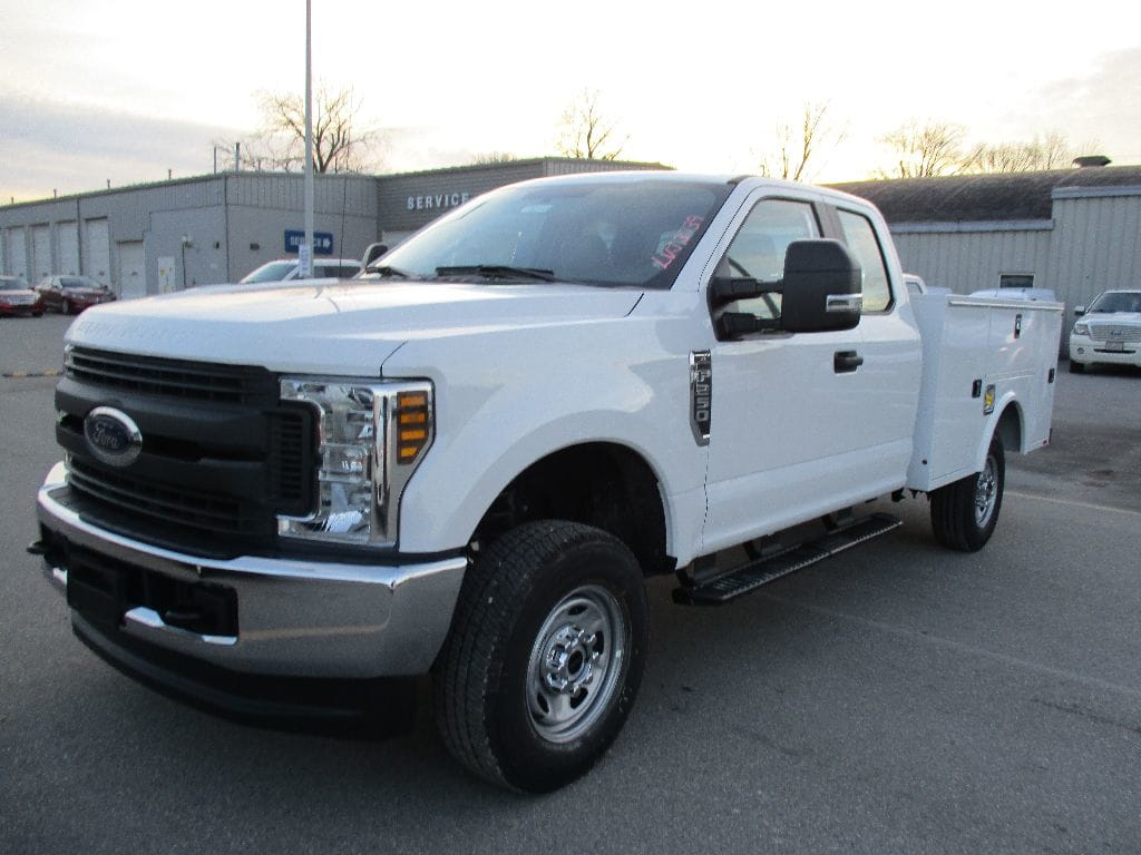 2019 F-250 Super Cab 4x4,  Knapheide Service Body #T90143 - photo 10