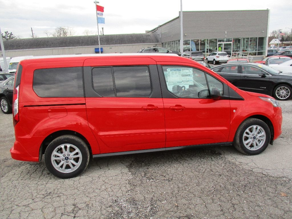2019 Transit Connect 4x2,  Passenger Wagon #T90162 - photo 4
