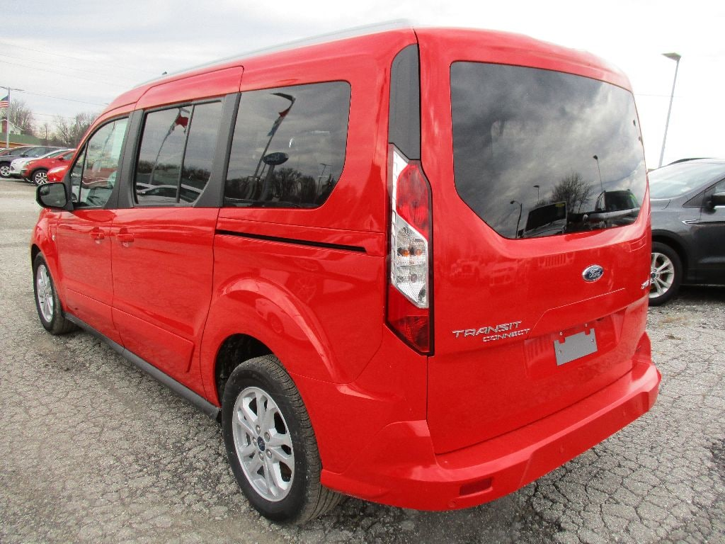 2019 Transit Connect 4x2,  Passenger Wagon #T90162 - photo 7