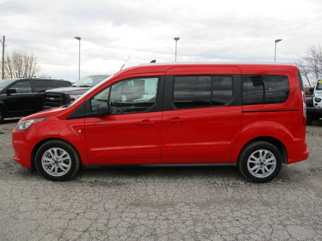 2019 Transit Connect 4x2,  Passenger Wagon #T90162 - photo 8
