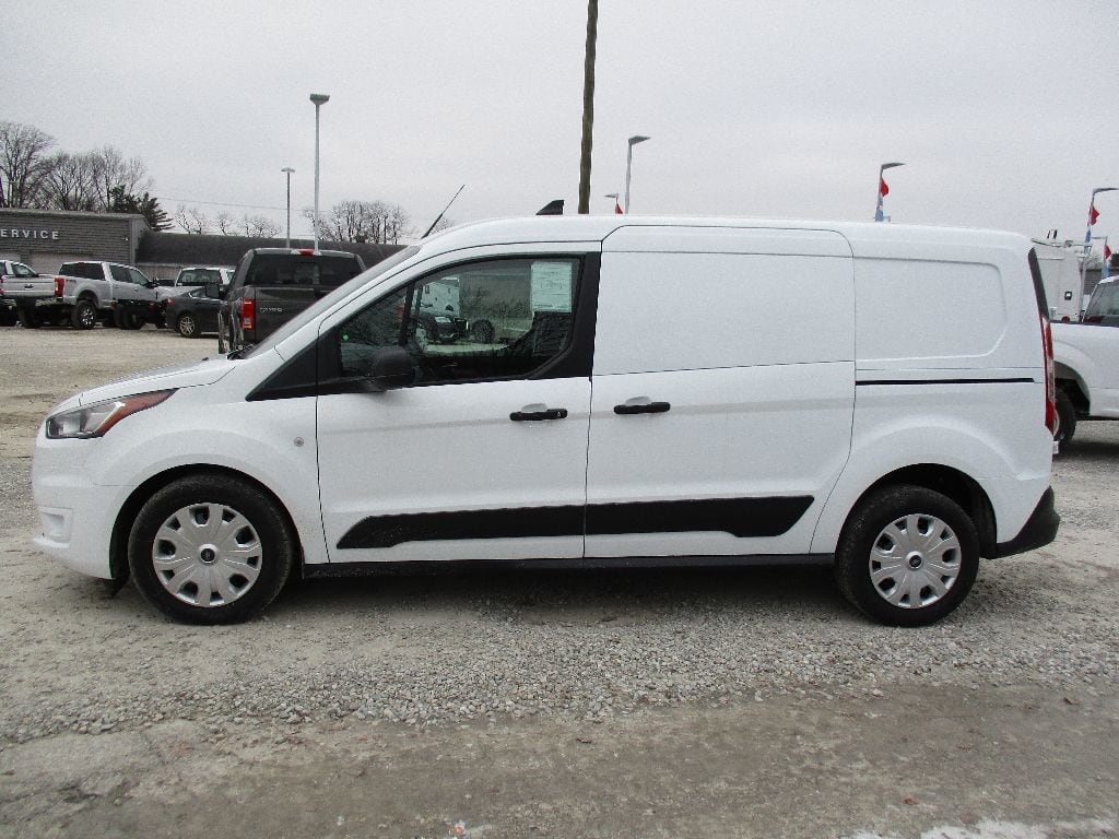 2019 Transit Connect 4x2,  Empty Cargo Van #T90207 - photo 8
