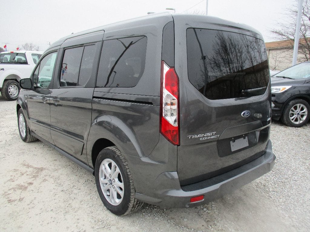 2019 Transit Connect 4x2,  Passenger Wagon #T90222 - photo 7