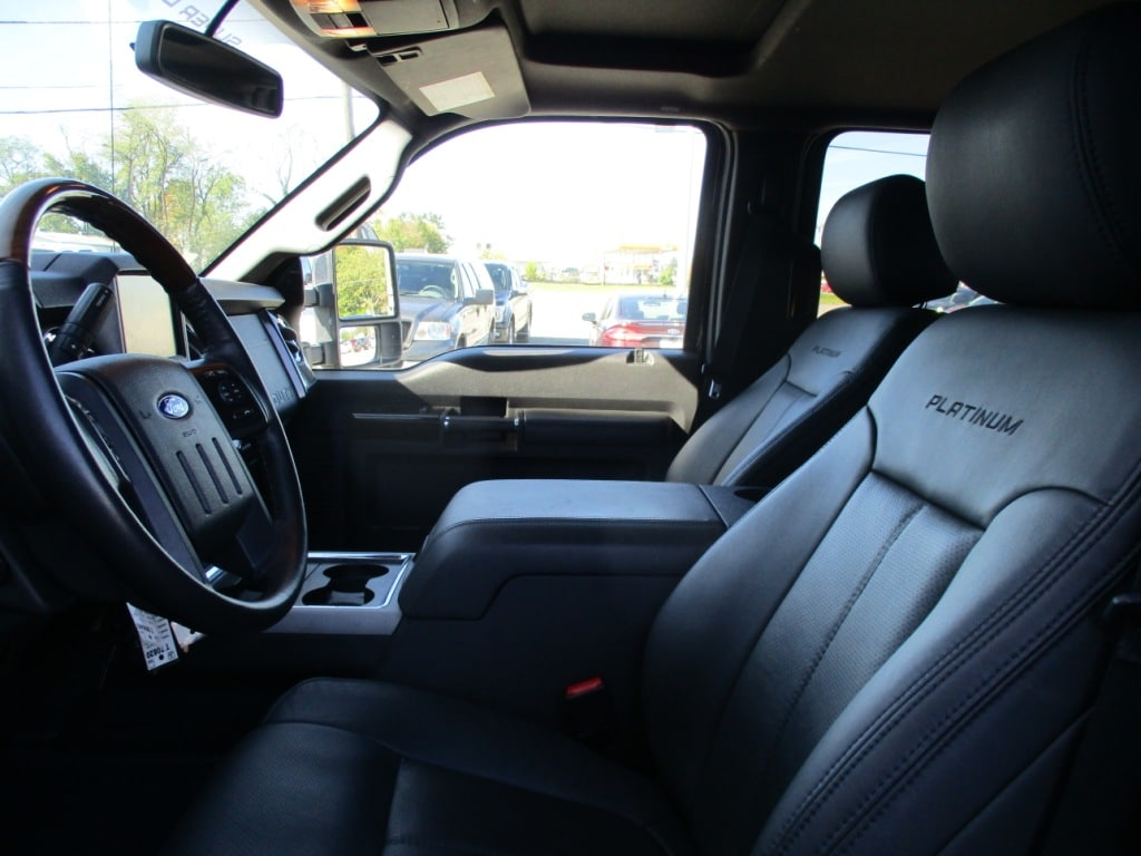 2016 F-350 Crew Cab 4x4 Pickup #Z2626 - photo 14
