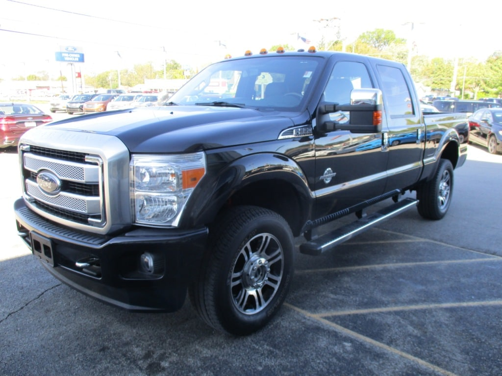 2016 F-350 Crew Cab 4x4 Pickup #Z2626 - photo 6