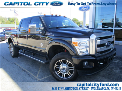 2016 F-350 Crew Cab 4x4 Pickup #Z2626 - photo 1