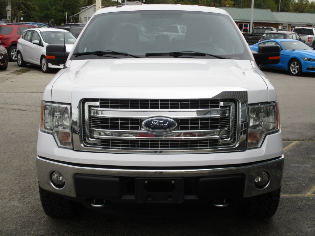 2014 F-150 Super Cab 4x4 Pickup #Z2647 - photo 9