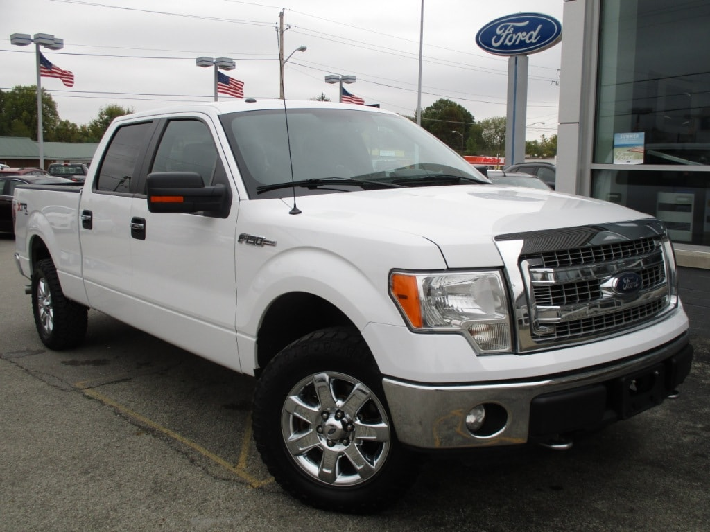 2014 F-150 Super Cab 4x4 Pickup #Z2647 - photo 10