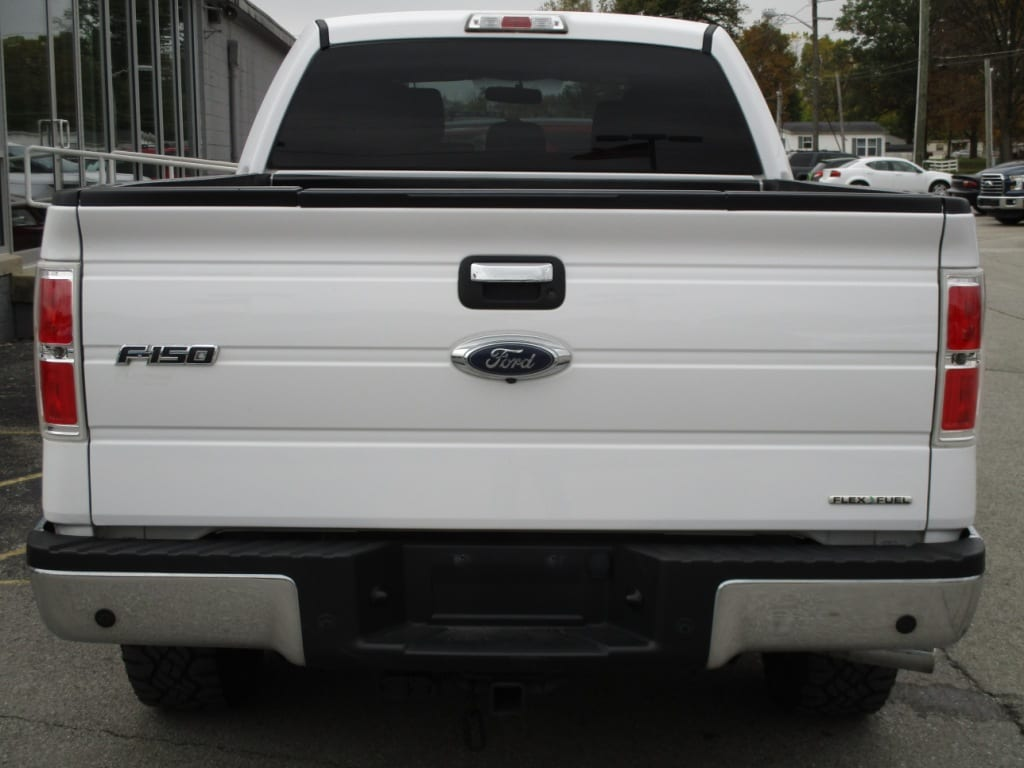 2014 F-150 Super Cab 4x4 Pickup #Z2647 - photo 4