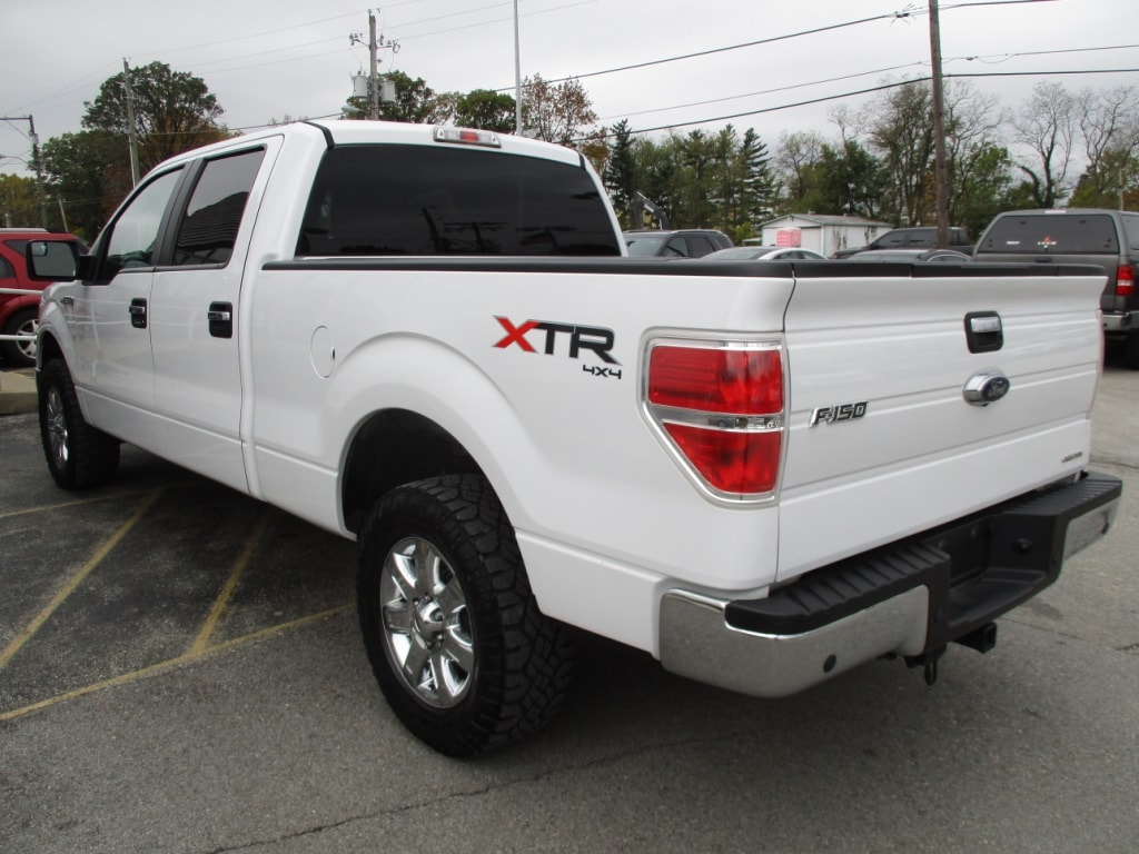 2014 F-150 Super Cab 4x4 Pickup #Z2647 - photo 7