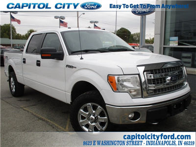 2014 F-150 Super Cab 4x4 Pickup #Z2647 - photo 1