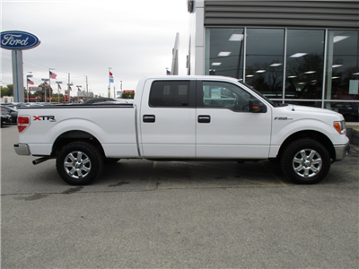 2014 F-150 Super Cab 4x4 Pickup #Z2647 - photo 3