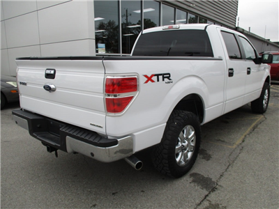 2014 F-150 Super Cab 4x4 Pickup #Z2647 - photo 2