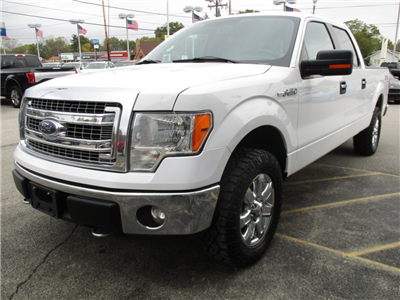 2014 F-150 Super Cab 4x4 Pickup #Z2647 - photo 8