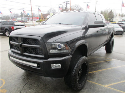 2016 Ram 2500 Mega Cab 4x4 Pickup #Z2684 - photo 7
