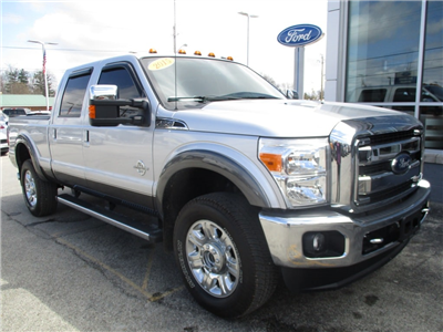 2015 F-350 Crew Cab 4x4, Pickup #Z2774 - photo 2