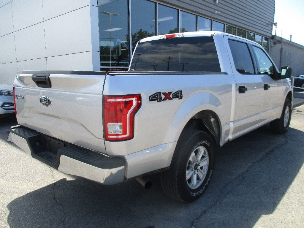 2017 F-150 SuperCrew Cab 4x4,  Pickup #Z2846 - photo 2