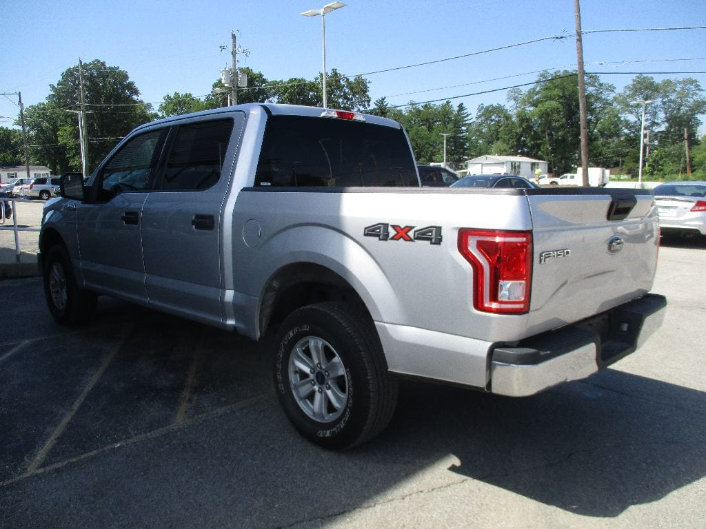 2017 F-150 SuperCrew Cab 4x4,  Pickup #Z2846 - photo 6