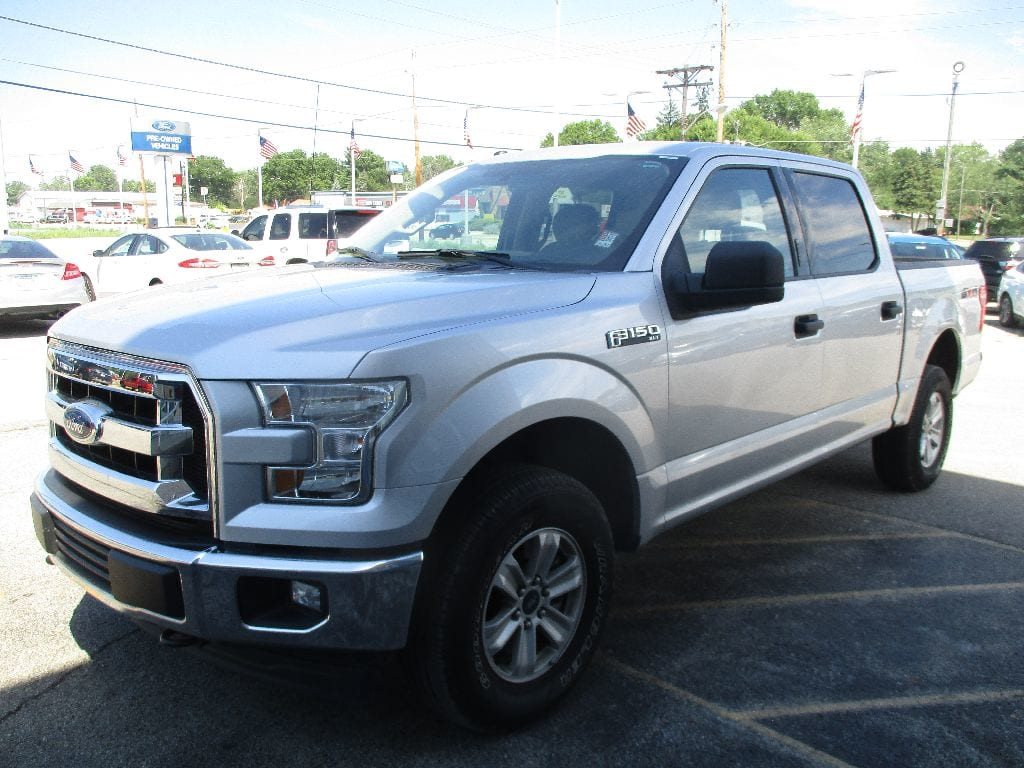 2017 F-150 SuperCrew Cab 4x4,  Pickup #Z2846 - photo 7