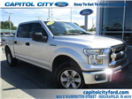 2017 F-150 SuperCrew Cab 4x4,  Pickup #Z2846 - photo 1