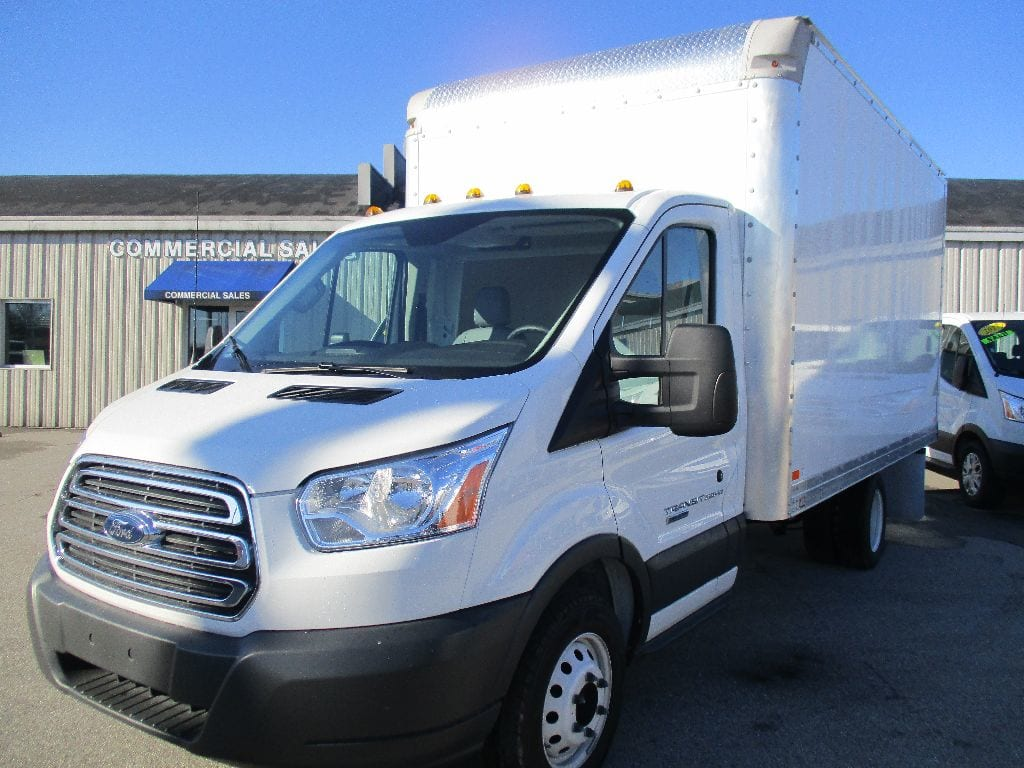 2018 Transit 350 HD DRW 4x2,  Cutaway Van #Z2864A - photo 7