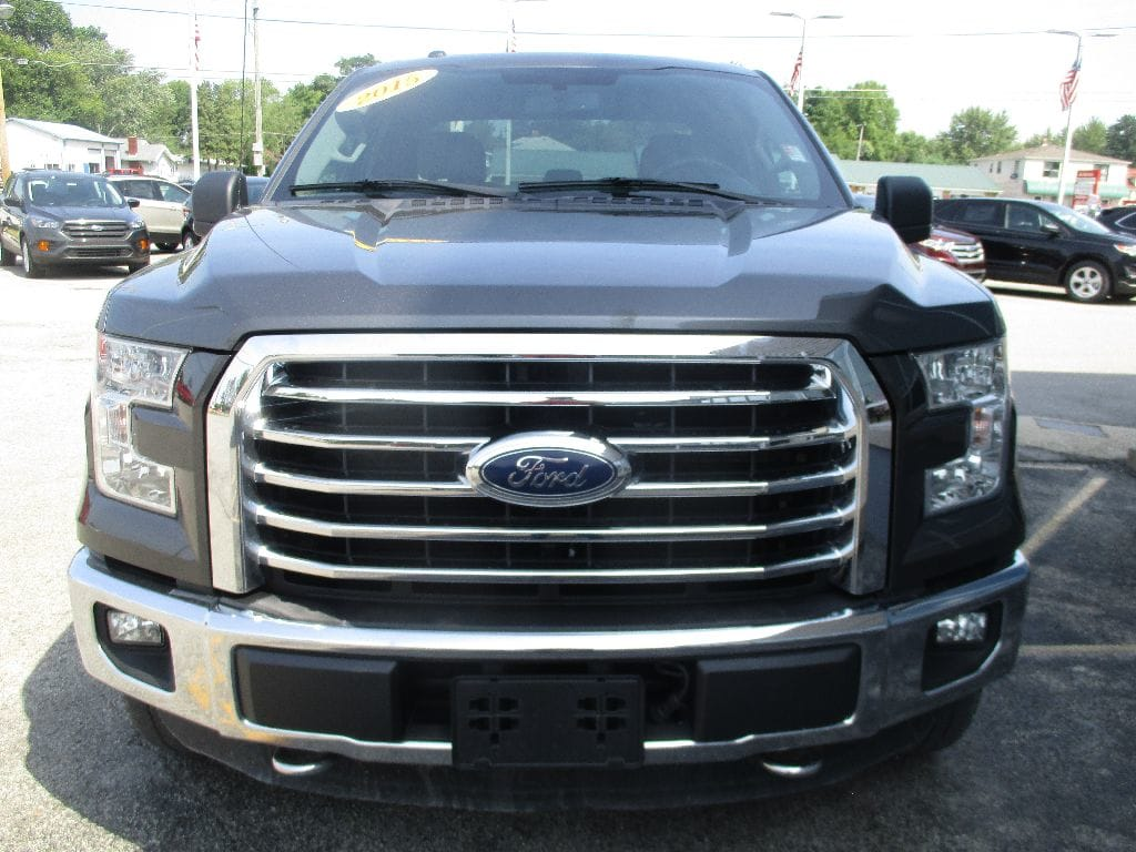 2015 F-150 Super Cab 4x4,  Pickup #Z2880 - photo 10