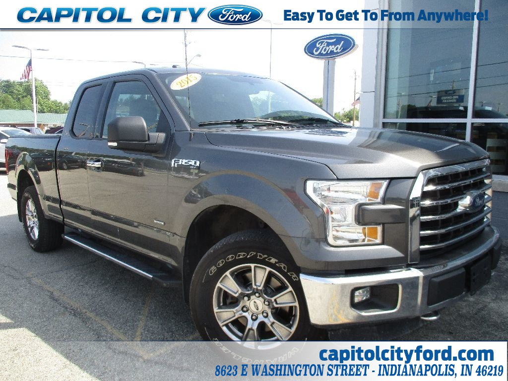 2015 F-150 Super Cab 4x4,  Pickup #Z2880 - photo 1