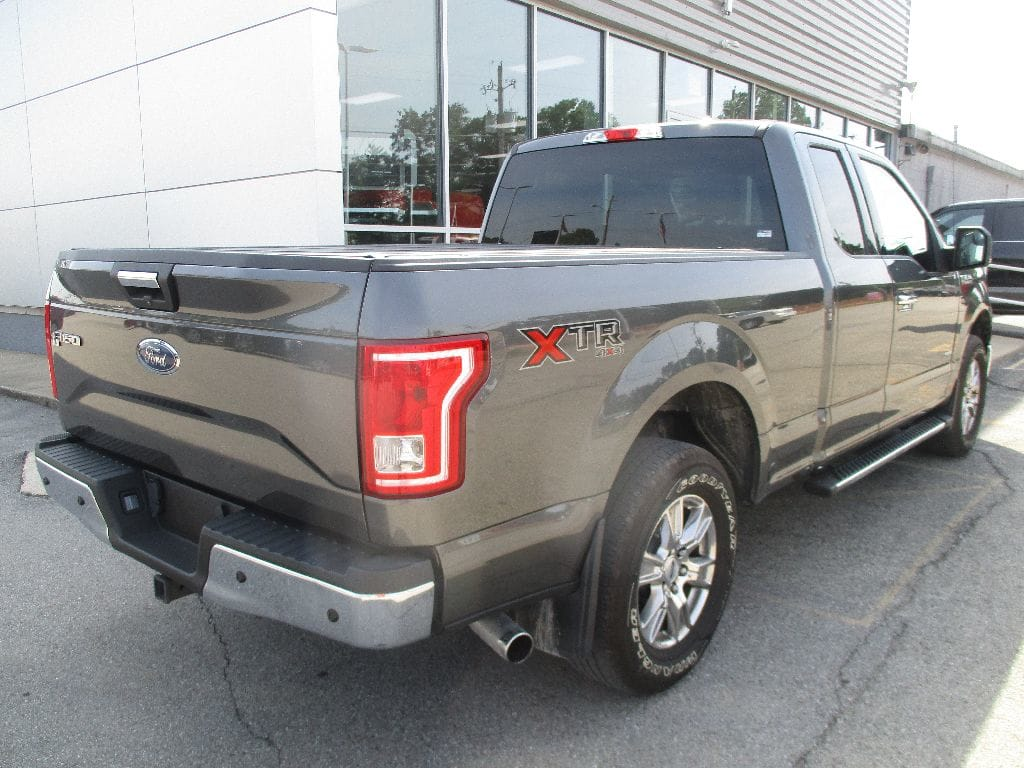 2015 F-150 Super Cab 4x4,  Pickup #Z2880 - photo 2