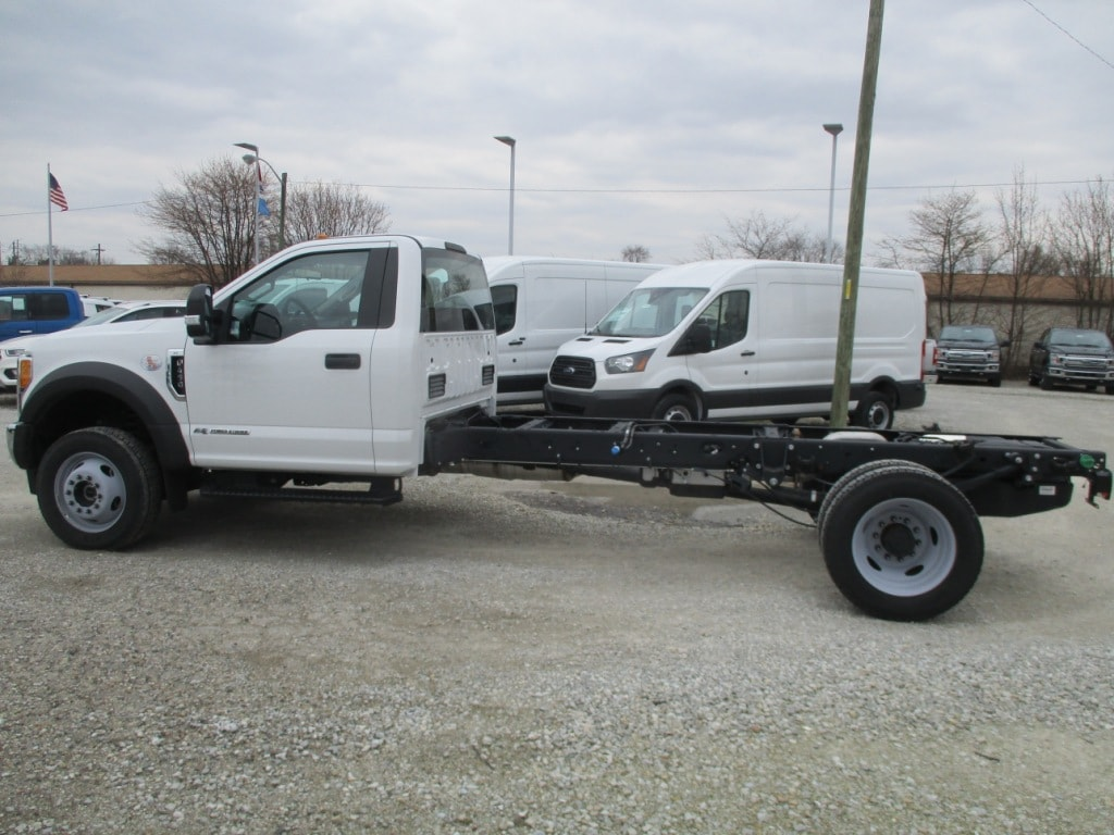 2017 F-450 Regular Cab DRW 4x4,  Cab Chassis #Z2895 - photo 7
