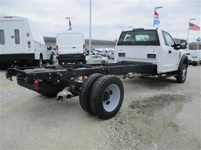 2017 F-450 Regular Cab DRW 4x4,  Cab Chassis #Z2895 - photo 2