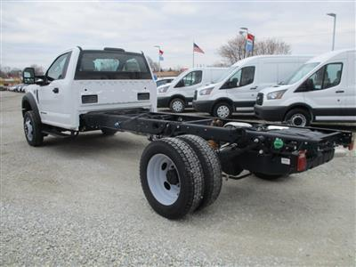 2017 F-450 Regular Cab DRW 4x4,  Cab Chassis #Z2895 - photo 6